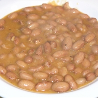 Croatian Army beans
