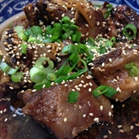 Crock Pot Korean Style Short Ribs