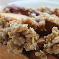 Crockpot Apple Crisp