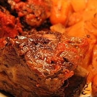 Crockpot Beef Short Ribs