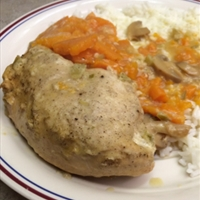 Crockpot Chicken Breasts A L'Orange