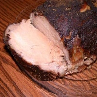 Crockpot Herb Pork Roast