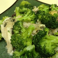 Crockpot Lemon Chicken with Broccoli