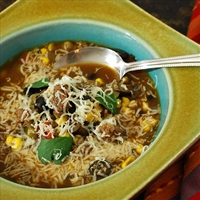 Crockpot Taco Soup #1