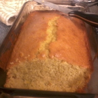 Crookneck Squash Bread