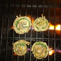 cube steak pinwheels