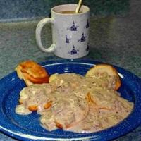 Dad's Low(er) Fat Sausage Gravy