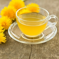 Dandelion Tea with Cinnamon
