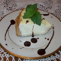 Davido's Signature Vanilla Bean Cheesecake