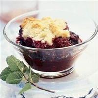 Deb's Berry Cobbler? I barely even know her