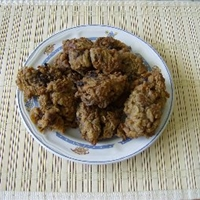 Deep-Fried Chicken Livers