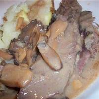 Delicious London Broil with Beefy Gravy