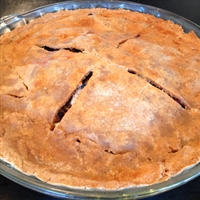 Dessert- Blueberry Pie