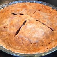 Dessert- Blueberry Pie