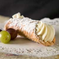 Dessert Cannoli