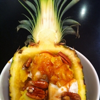 Dessert- Pineapple-Banana