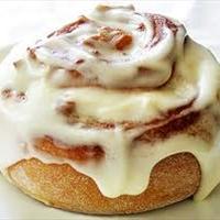 Desserts - Cinnamon Buns