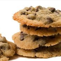 Desserts - Crisp Chocolate Cookies Recipe