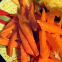 Deviled Carrots