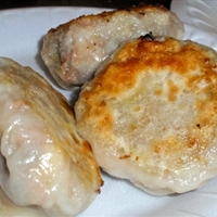 Diabetic Meat-Filled Dumplings