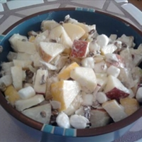 Double Apple Salad