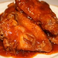 Dunkadelic Big Dance Honey BBQ Wings