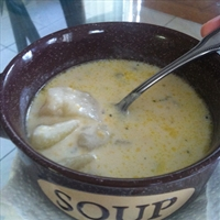Easy Baked Potato Soup