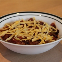Easy Chunky Chili