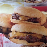 Easy Hamburger & Bun