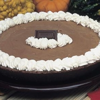 Easy HERSHEY Bar Pie