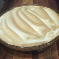 Easy Lemon Ice Box Pie