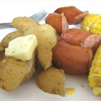 Easy Low Country Boil