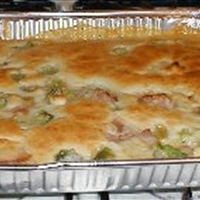 Easy One-Dish Ham Bake
