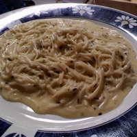 Easy Simple Cheap Cheese Sauce Pasta