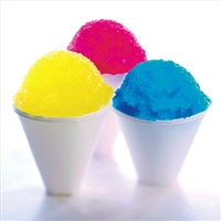Easy Snow Cones