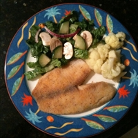 Easy Tilapia