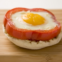 Egg and Pepper samich