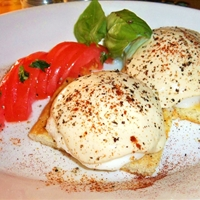 Eggs Dijon