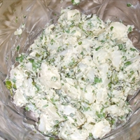 Emerils Cilantro Potato Salad