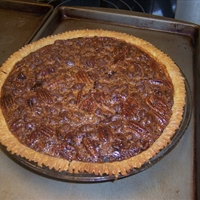 Emeril's Rich Chocolate Pecan Pie