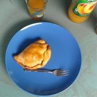 Empanadas de pollo de Crema