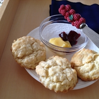 English Cream Scones