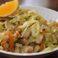 Everyday Paleo Pancit 