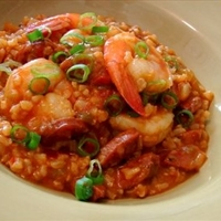Everything Jambalaya