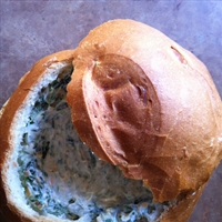 Extraordinary Spinach Dip