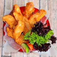 Fabulous Fish Batter