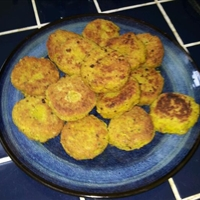Falafel (Basic Recipe)