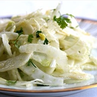 Fennel Salad with Parmesan