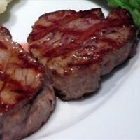 Filet Mignon Medallions (Beef Tenderloin)