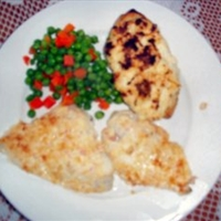 Fillet of Sole Parmesan
